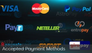 888casino Payment Methods