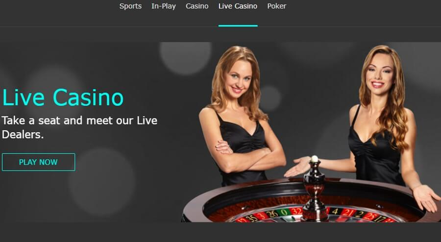 Live Dealer Games at bet365 Casino