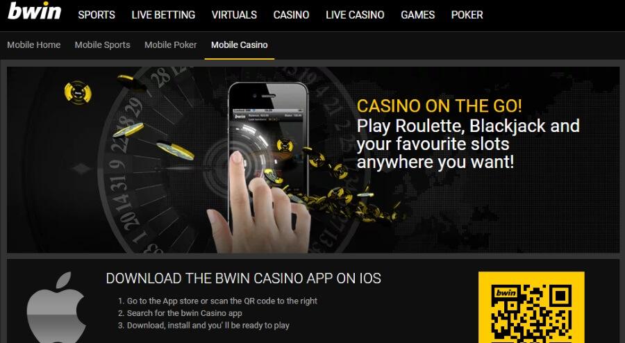 Bwin Mobile Slots